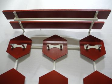 Rockin furniture 70er garderobe for Garderobe 70er