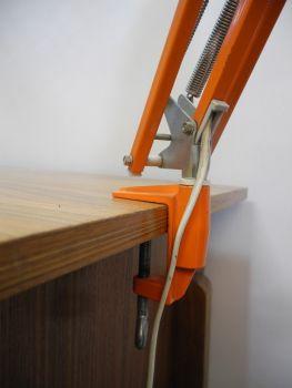 rockin furniture 70er architektenlampe. Black Bedroom Furniture Sets. Home Design Ideas